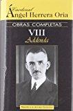 Portada de OBRAS COMPLETAS VII ADDENDA