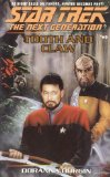 Portada de TOOTH AND CLAW (STAR TREK: THE NEXT GENERATION)
