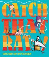 Portada de CATCH THAT RAT