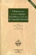 Portada de URBANIZACIONES Y OTROS COMPLEJOS INMOBILIARIOS EN LA LEY DE PROPIEDAD HORIZONTAL 2006