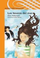 Portada de LOS TESOROS DEL MAR (EBOOK)