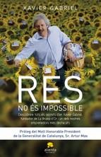 Portada de RES NO ÉS IMPOSSIBLE (EBOOK)