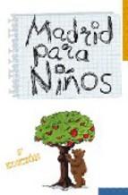 Portada de MADRID PARA NIÑOS