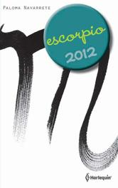 Portada de ESCORPIO 2012 - EBOOK