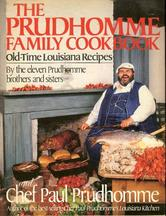 Portada de THE PRUDHOMME FAMILY COOKBOOK