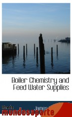 Portada de BOILER CHEMISTRY AND FEED WATER SUPPLIES