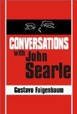 Portada de CONVERSATIONS WITH JOHN SEARLE