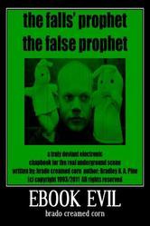 Portada de THE FALLS' PROPHET THE FALSE PROPHET