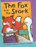 Portada de THE FOX AND THE STORK (READING CORNER: GRADE 3)