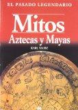 Portada de MITOS AZTECAS Y MAYAS