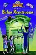 Portada de SUCIOS BICHOS MONSTRUOSOS
