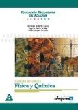 Portada de CIENCIAS NATURALES. FISICA Y QUIMICA. EDUCACION SECUNDARIA DE ADULTOS