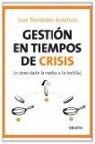 Portada de GESTION EN TIEMPOS DE CRISIS