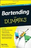 Portada de BARTENDING FOR DUMMIES