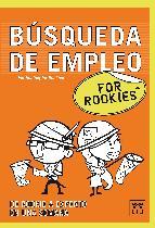 Portada de BÚSQUEDA DE EMPLEO FOR ROOKIES (EBOOK)