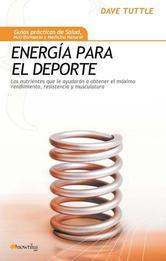 Portada de ENERGÍA PARA EL DEPORTE