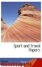 Portada de SPORT AND TRAVEL PAPERS