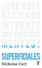 Portada de SUPERFICIALES (EBOOK)