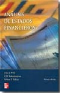 Portada de ANALISIS DE ESTADOS FINANCIEROS