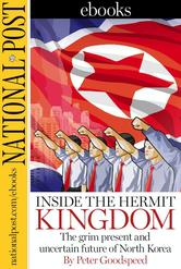Portada de INSIDE THE HERMIT KINGDOM