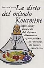 Portada de LA DIETA DEL METODO KOUSMINE