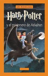 Portada de HARRY POTTER Y EL PRISIONERO DE AZKABAN