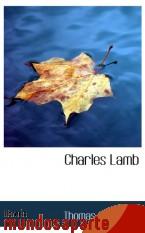 Portada de CHARLES LAMB