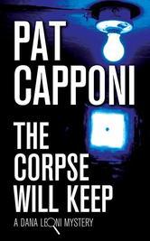 Portada de THE CORPSE WILL KEEP