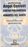 Portada de CARTAS FINLANDESAS; HOMBRES DEL NORTE
