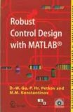 Portada de ROBUST CONTROL DESIGN WITH MATLAB® (WITH CD)