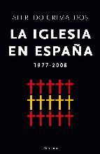 Portada de LA IGLESIA EN ESPAÑA
