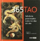 Portada de 365 TAO: SABIDURIA PARA INSPIRAR TODOS LOS DIAS DEL AÑO