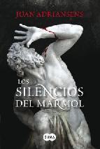 Portada de LOS SILENCIOS DEL MÁRMOL ( EBOOK)