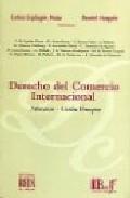 Portada de DERECHO DEL COMERCIO INTERNACIONAL: MERCOSUR-UNION EUROPEA