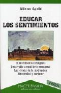 Portada de EDUCAR LOS SENTIMIENTOS