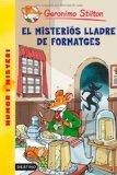 Portada de EL MISTERIÓS LLADRE DE FORMATGES