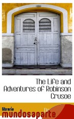 Portada de THE LIFE AND ADVENTURES OF ROBINSON CRUSOE