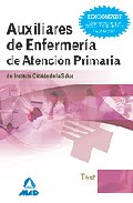 Portada de AUXILIARES DE ENFERMERIA DE ATENCION PRIMARIA DEL INSTITUTO CATALAN DE LA SALUD. TEST
