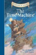 Portada de THE TIME MACHINE