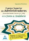 Portada de CUERPO SUPERIOR DE ADMINISTRADORES DE LA JUNTA DE ANDALUCÍA, ESPE