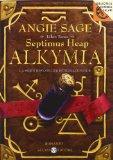 Portada de ALKYMIA. SEPTIMUS HEAP: 3 (BIBLIOTECA ECONOMICA SALANI)