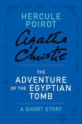 Portada de THE ADVENTURE OF THE EGYPTIAN TOMB
