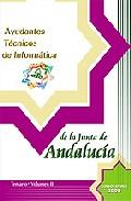 Portada de AYUDANTES TECNICOS DE LA JUNTA DE ANDALUCIA. OPCION INFORMATICA: TEMARIO