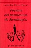 Portada de POEMAS DEL MANICOMIO DE MONDRAGON