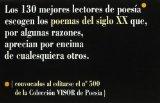 Portada de CENTURIA: CIEN AÑOS DE POESIA EN ESPAÑOL
