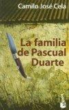 Portada de LA FAMILIA DE PASCUAL DUARTE