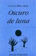 Portada de OSCURO DE LUNA