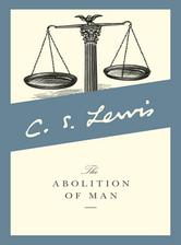 Portada de THE ABOLITION OF MAN