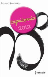 Portada de CAPRICORNIO 2012 - EBOOK