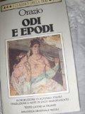 Portada de ODI ED EPODI (CLASSICI GRECI E LATINI)